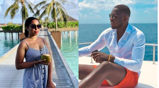 Pastor Chris daughter Sharon & Hubby's honeymoon Photos