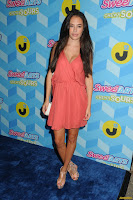 Chloe Bridges - Just Jared's Summer Bash Pool Party in LA 7/18/15