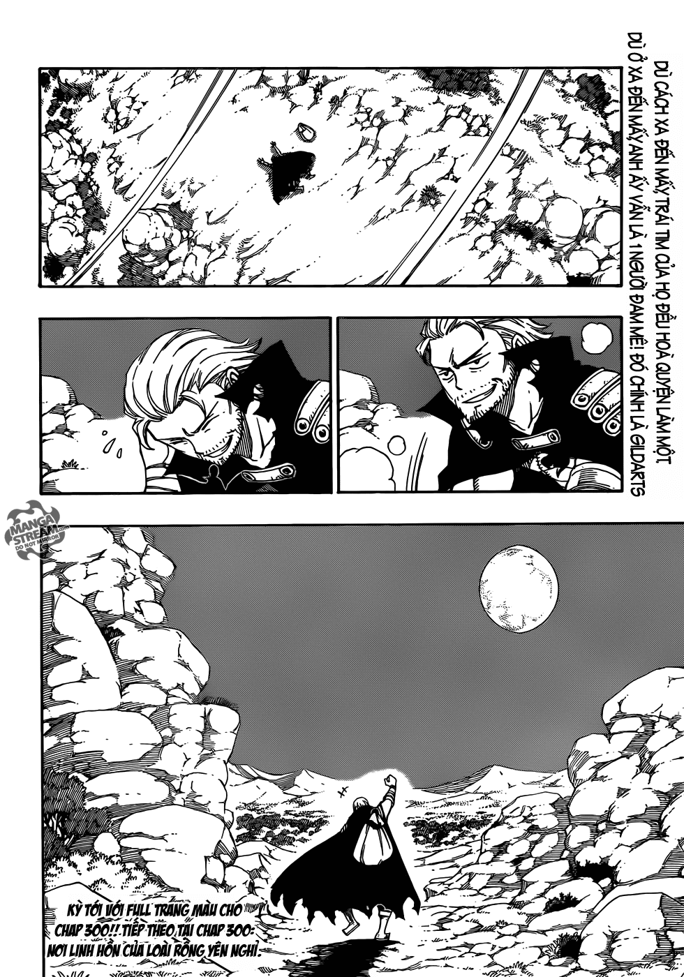 Fairy Tail chap 299 trang 20