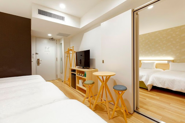 Room at Karaksa Hotel