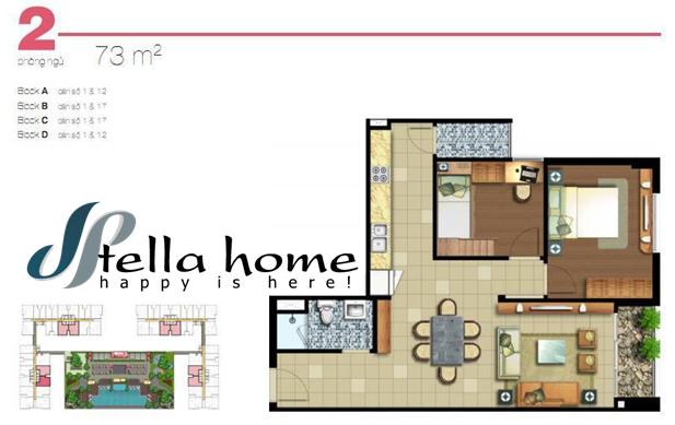 LEXINGTON RESIDENCE - Dự án chung cư cao cấp theo phong cách Châu Âu
