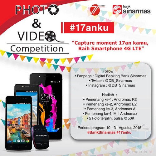 17anku Photo and Video Competition