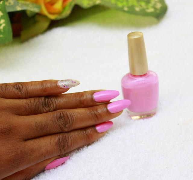Bubblegum Pink 61