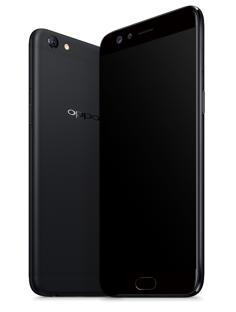 OPPO F3 Plus: Bolder in Black