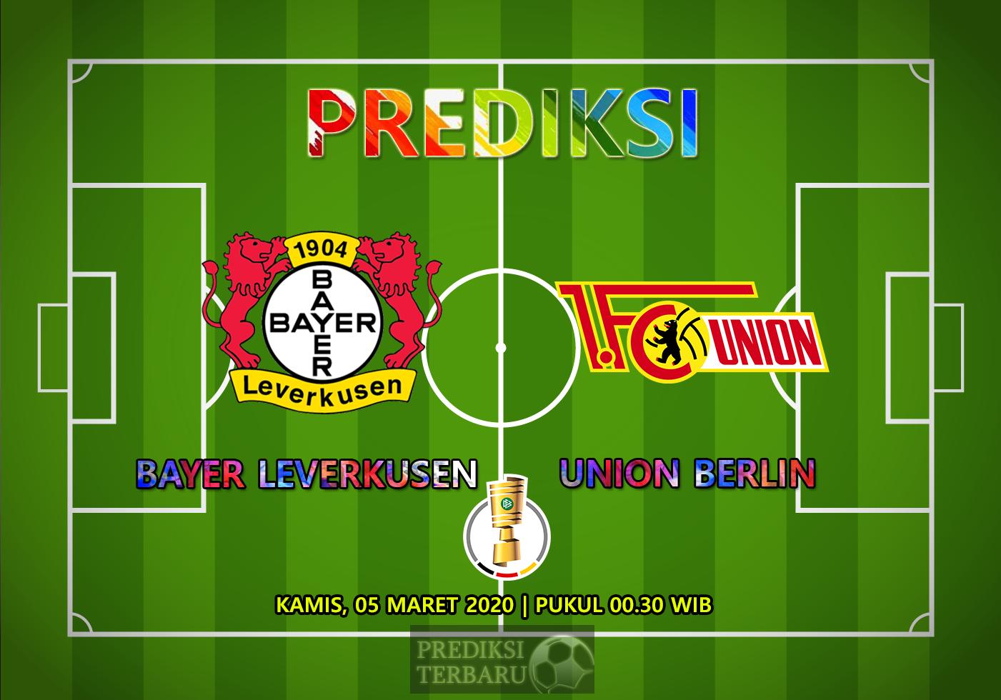 Prediksi Bayer Leverkusen Vs Union Berlin Kamis 05 Maret