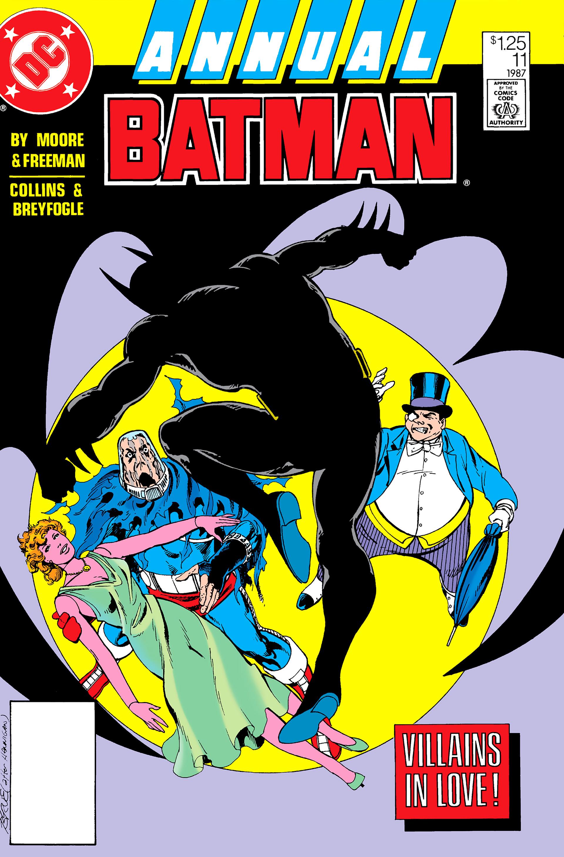 Batman (1940) _Annual_11 Page 1