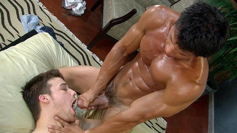 Watch Big Dick Jock Oral Sex With Cumshot