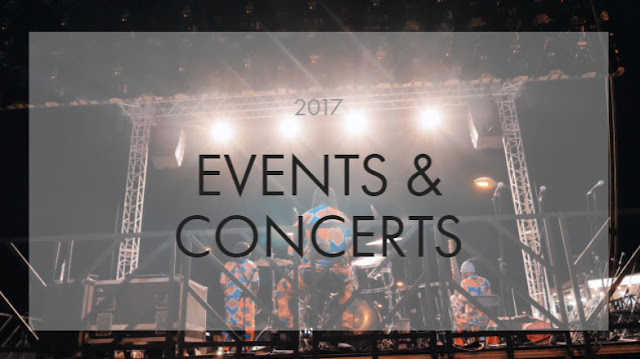 VIDEO PRODUCCIONES PARA EVENTOS Y CONCIERTOS | EVENTS & CONCERTS VIDEO PRODUCTIONS