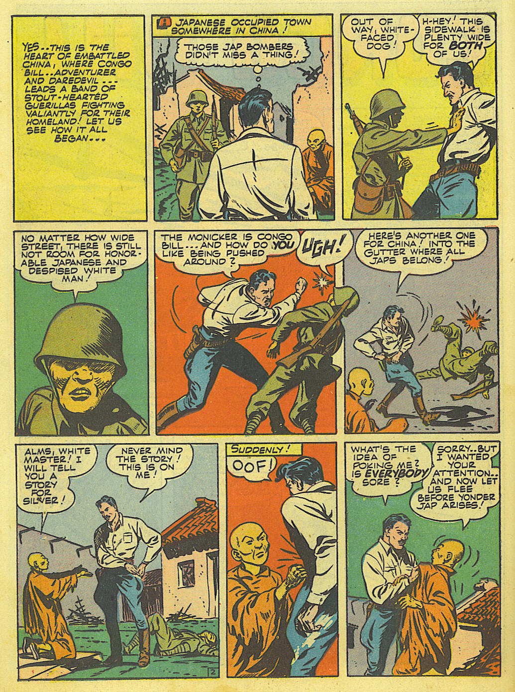 Read online Action Comics (1938) comic -  Issue #52 - 50