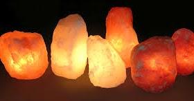 Lampada Di Cristallo Di Sale Ionizzante : Lampada di sale dell himalaya in vendita lampade ebay