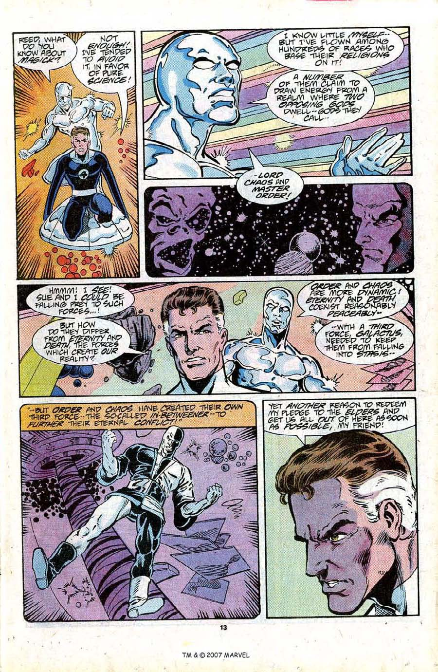 Read online Silver Surfer (1987) comic -  Issue #16 - 15