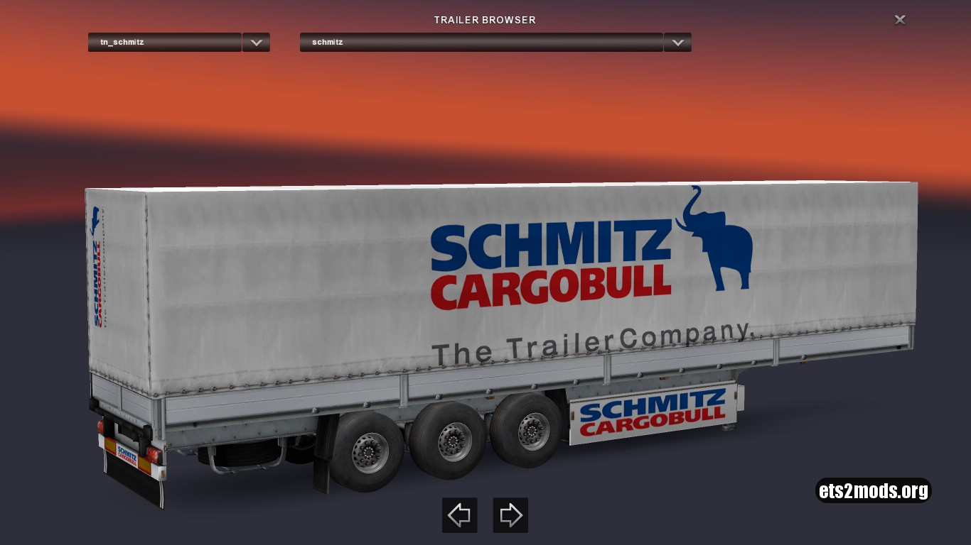 Trailers Pack by DavidN v 2