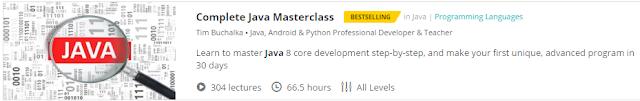 Complete Java Course