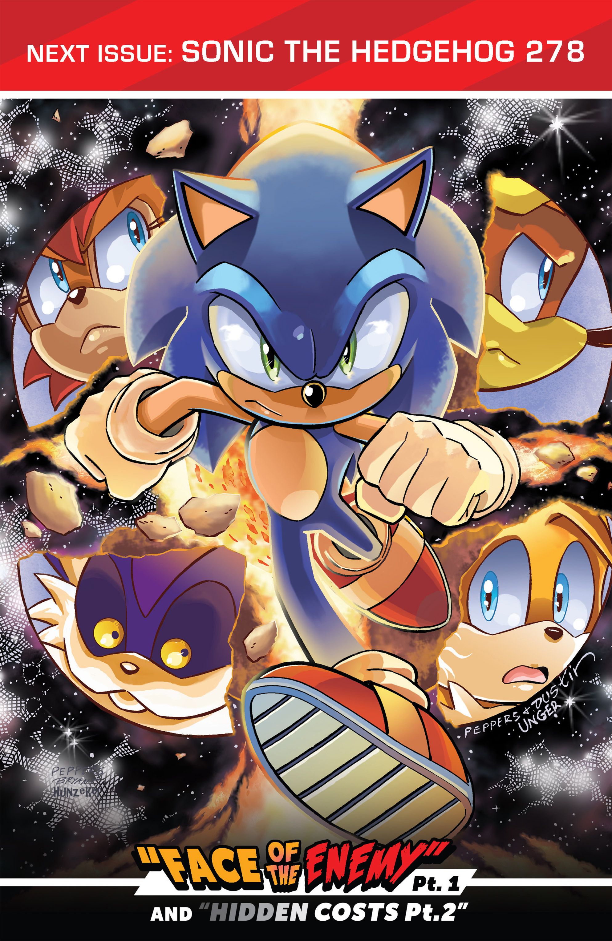 Read online Sonic The Hedgehog comic -  Issue #277 - 26