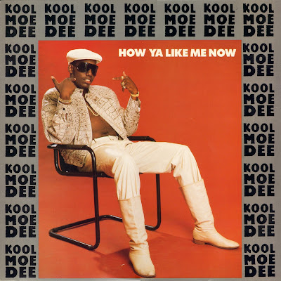 Kool Moe Dee – How Ya Like Me Now (1987) (VLS) (FLAC + 320 kbps)