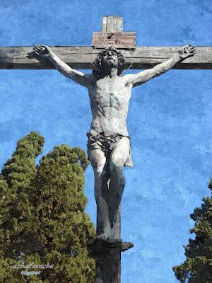 Sevilla - Cristo de las Mieles (Antonio Susillo) - Cementerio de San Fernando