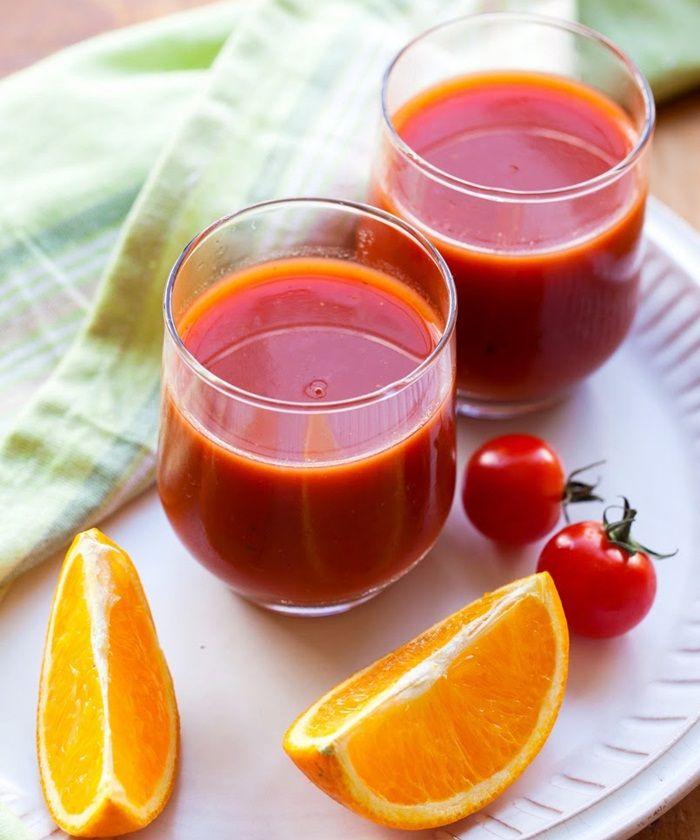 Jus Tomat Mix Jeruk Manis