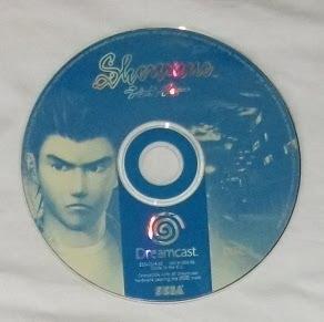 Shenmue - Disco 1