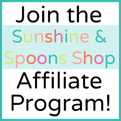 Join the Sunshine and Spoons affiliate program!