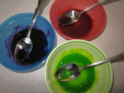 Because I Said So And Other Mommyisms Dish Soap Painting