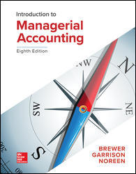 introduction to managerial accounting Start studying introduction to managerial accounting - chapter 1 learn vocabulary, terms, and more with flashcards, games, and other study tools.