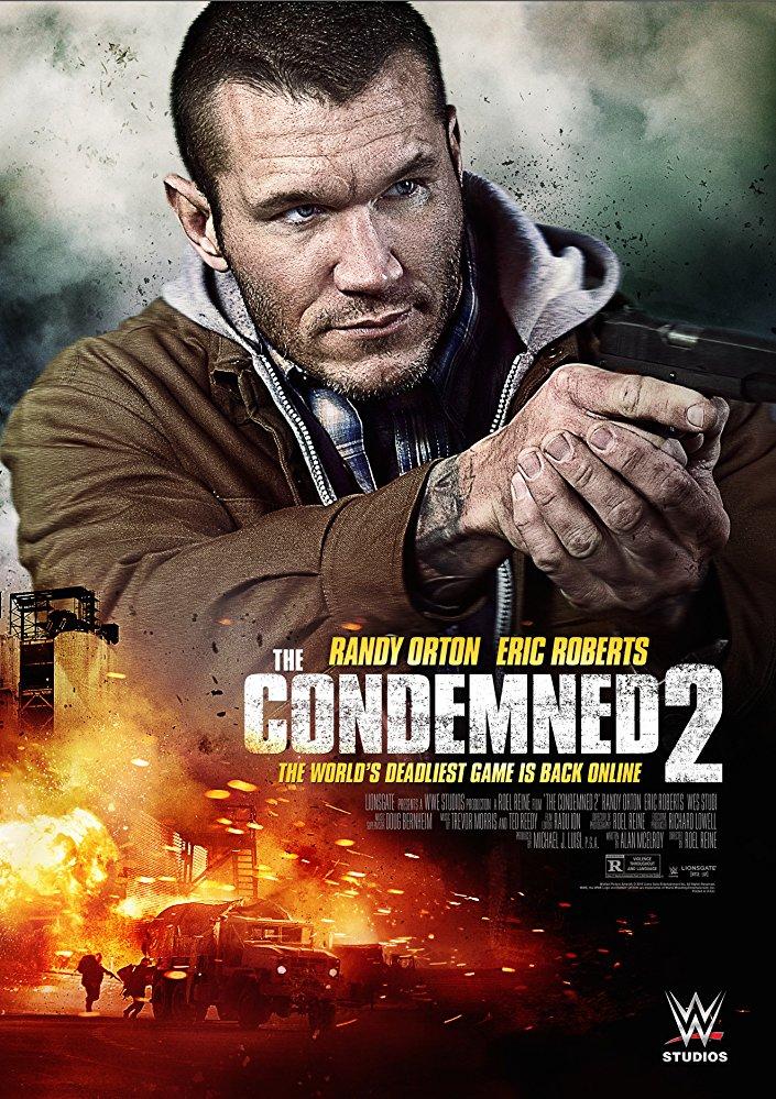 The Condemned 2 2015 720p Esub BluRay  Dual Audio English Hindi GOPISAHI