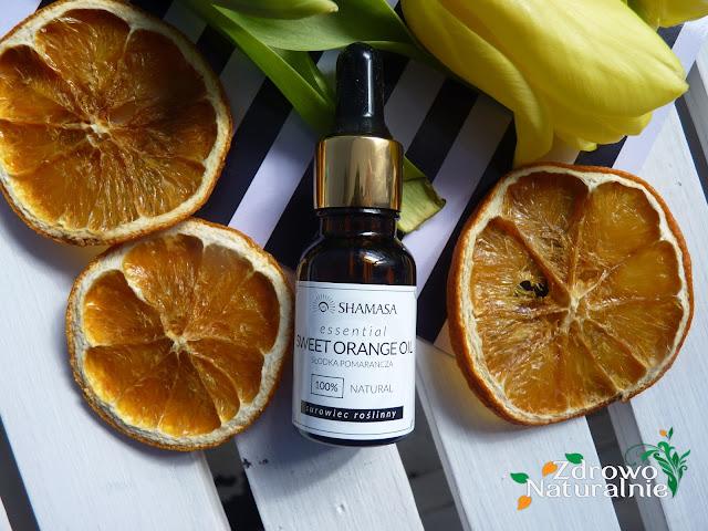 Shamasa - Słodka pomarańcza esencja