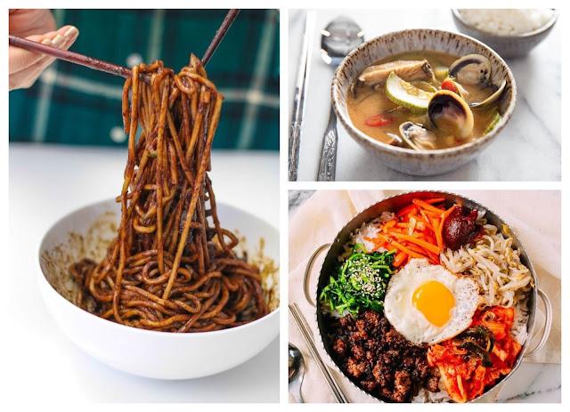 Món tương này được dùng trong các loại nước chấm, nước ướp thịt, các loại canh, hầm như canh hầm tương đen, thịt xào tương đen... Món nổi tiếng nhất với tương đen có lẽ là món mì tương đen được ăn trong ngày lễ độc thân của người Hàn Quốc mà ai cũng biết - jajangmyeon. Ngoài ra, doenjang (cũng như gochujang) là thành phần của ssamjang - nước ướp thịt BBQ kiểu Hàn rất đặc trưng.