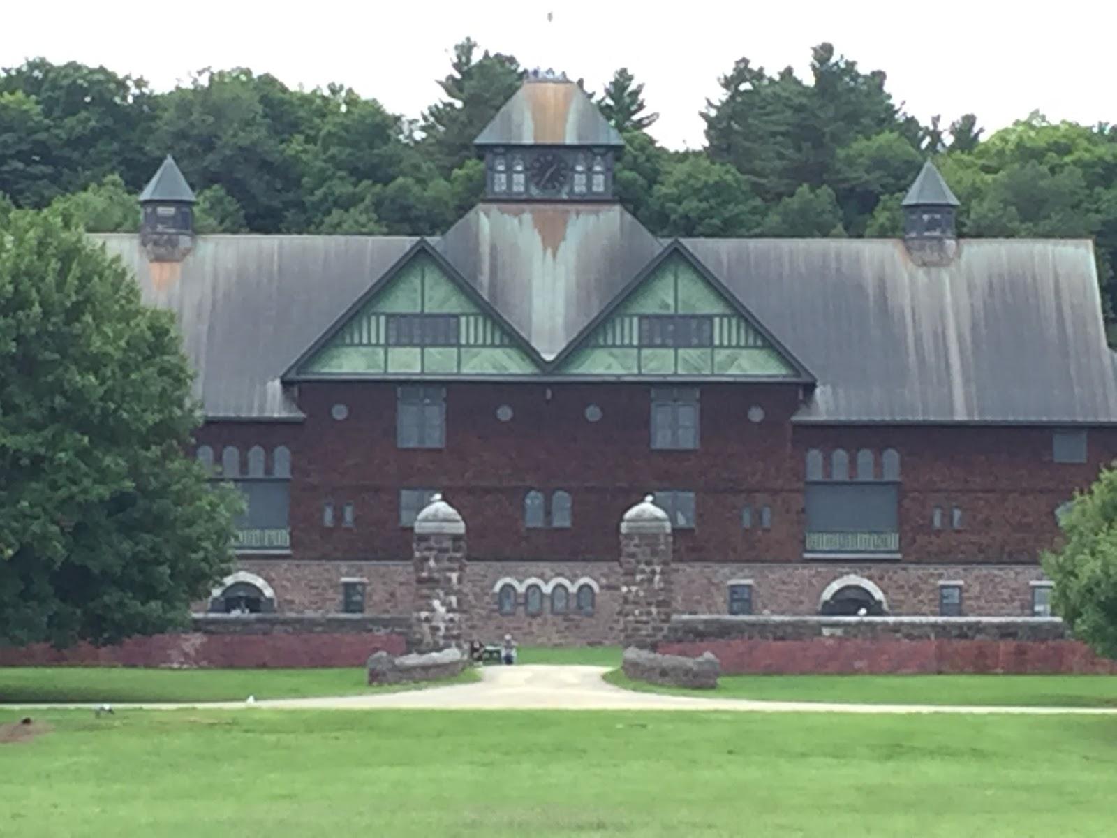 Rooms: The Polohouse: Shelburne Farm, Vermont