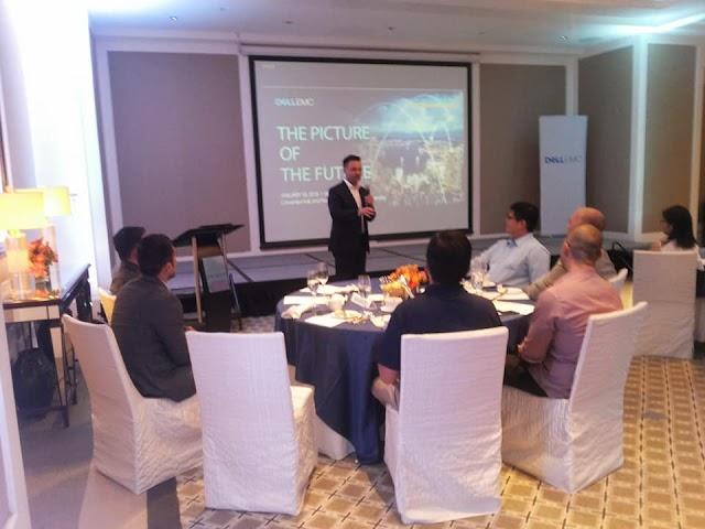Dell EMC Presents a Picture of the Future