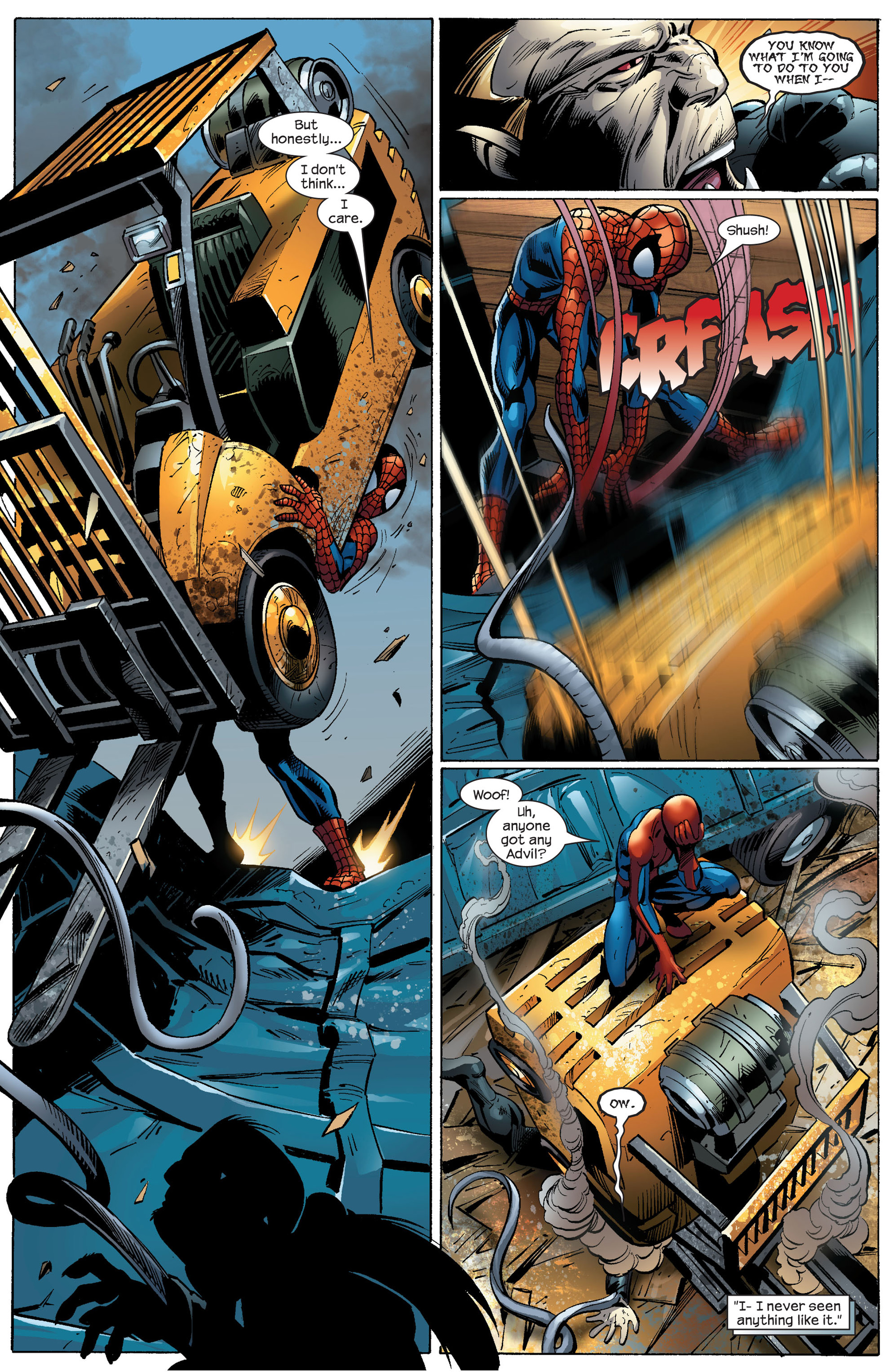 Read online Ultimate Spider-Man (2000) comic -  Issue #86 - 11