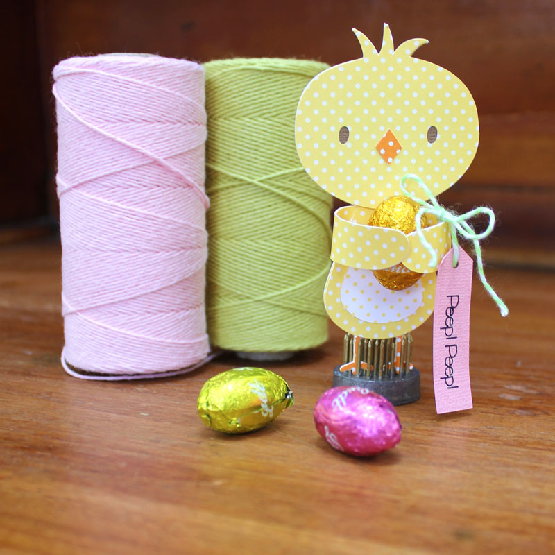 my happy place  lori whitlock  easter candy huggers