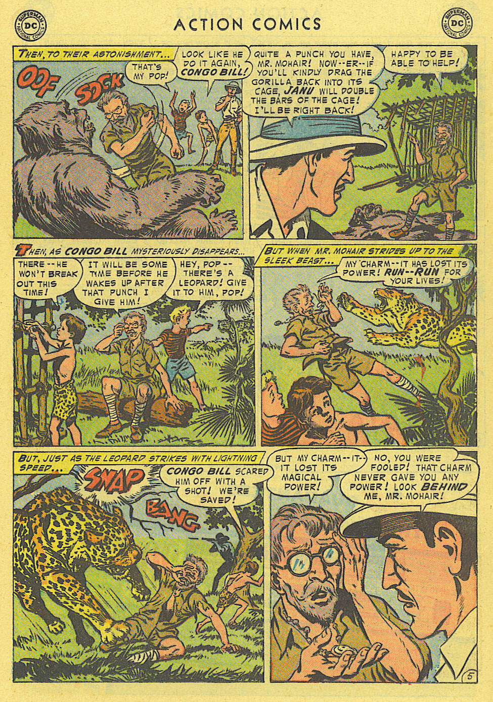 Read online Action Comics (1938) comic -  Issue #194 - 18