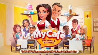 My Cafe Recipes & Stories Mod Android Untuk Ngabuburit