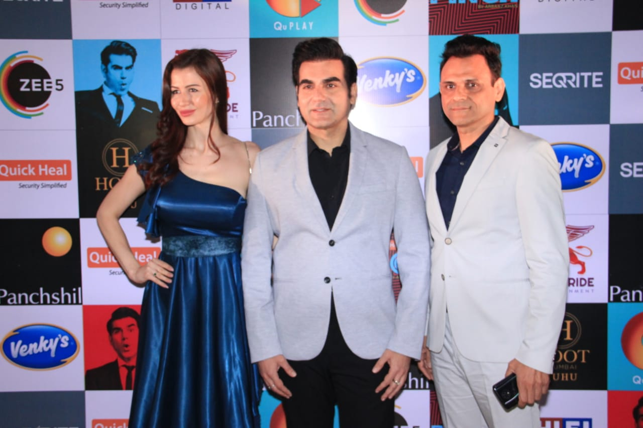 QuPlay Announces its Brand New chat Show Pinch by Arbaaz Khan