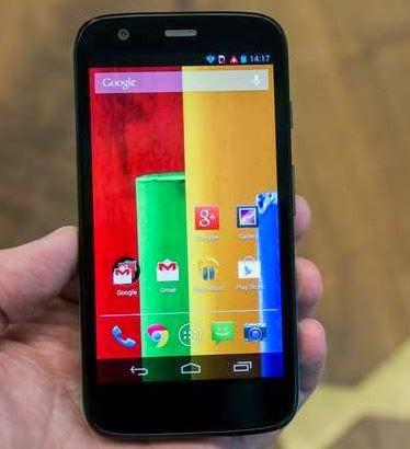 Motorola Moto E avec 4G LTE et Android 5.0 Lollipop OS