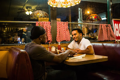 Image of Andre Holland and Trevante Rhodes in Moonlight (4)
