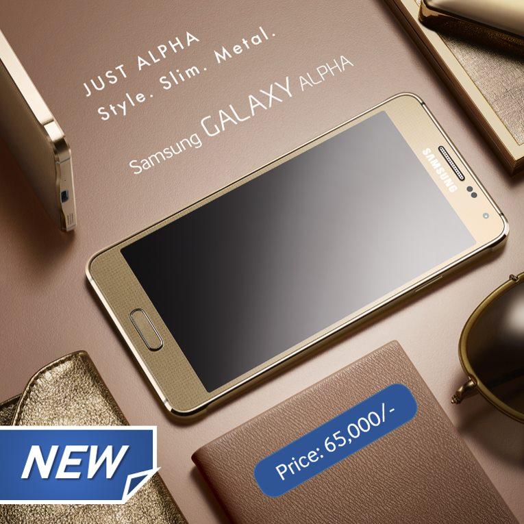 Price of Samsung Galaxy Alpha in Bangladesh