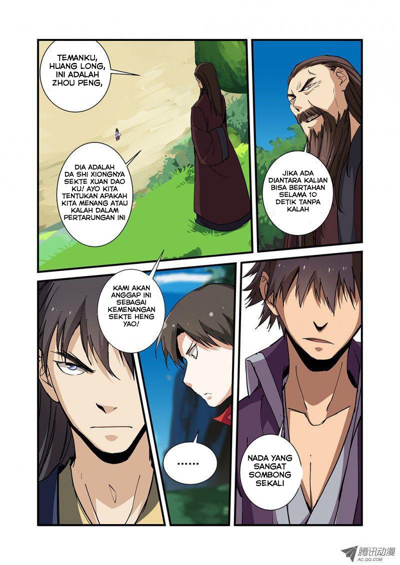 Dilarang COPAS - situs resmi www.mangacanblog.com - Komik xian ni 026 - chapter 26 27 Indonesia xian ni 026 - chapter 26 Terbaru 25|Baca Manga Komik Indonesia|Mangacan