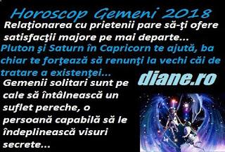 Horoscop 2018 Gemeni