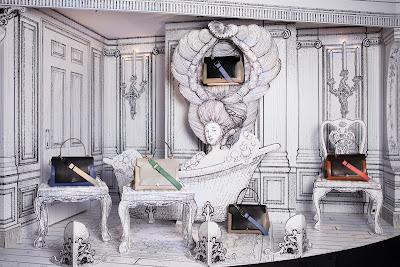 Anya Hindmarch SS13 - The Bathurst Room London Fashion Week LFW