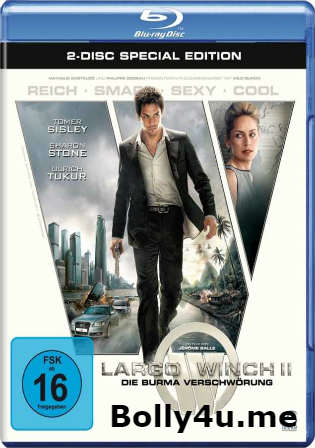 Largo Winch II 2011 BRRip 800MB Hindi Dual Audio 720p ESub Watch Online Full Movie Download bolly4u