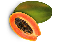 papaya - la papaye - Carica papaya