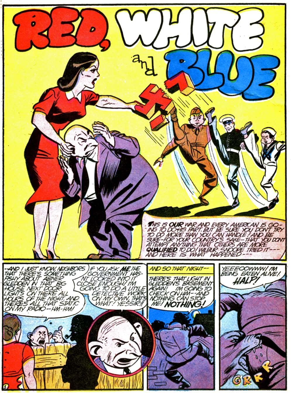 Read online All-American Comics (1939) comic -  Issue #52 - 39