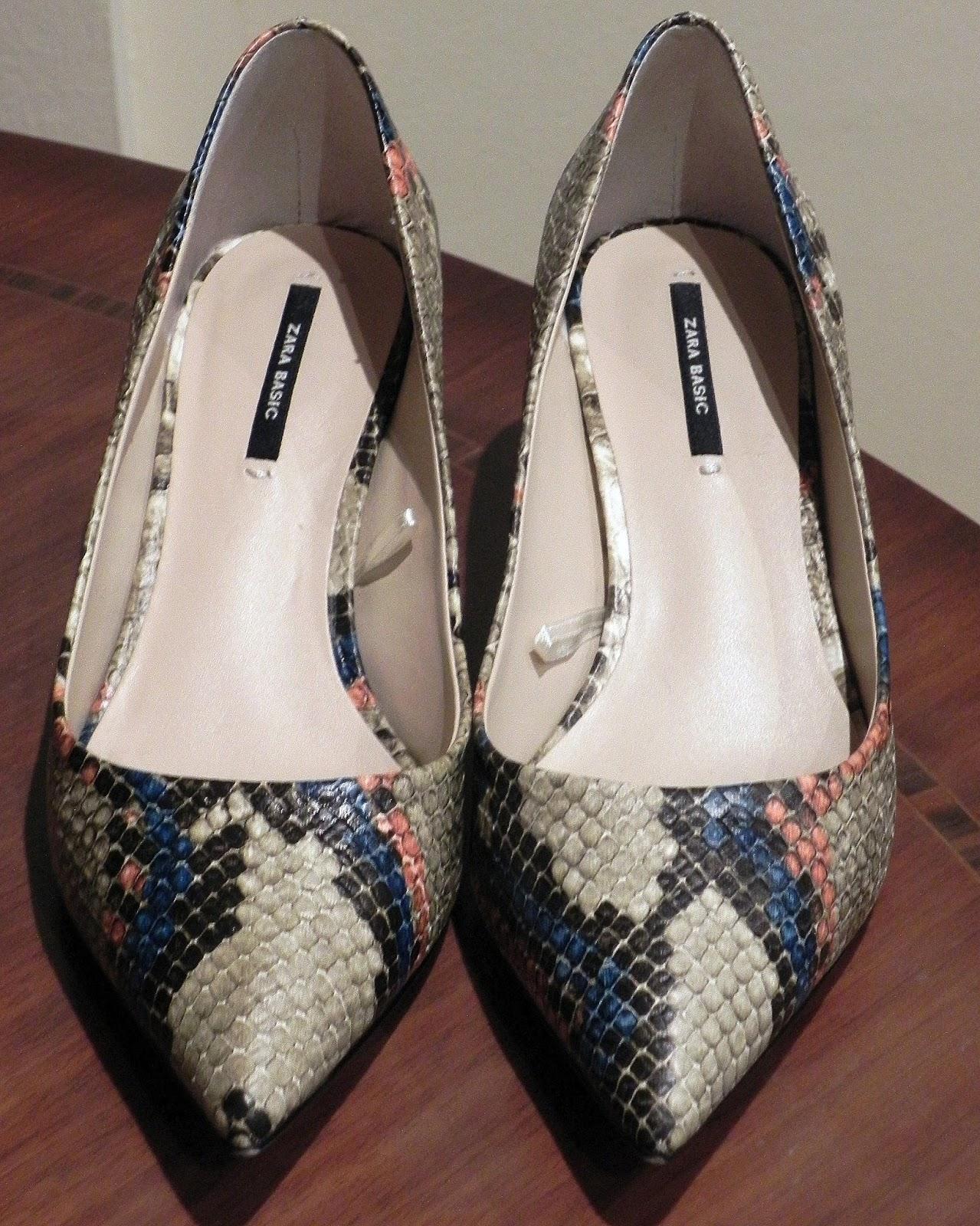 código promocional c273d d18c2 Haul&Outfit: Zapatos de serpiente | Oh! My Lady