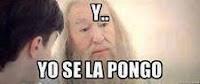 """Viejo """"Y... Yo se la pongo"""""""