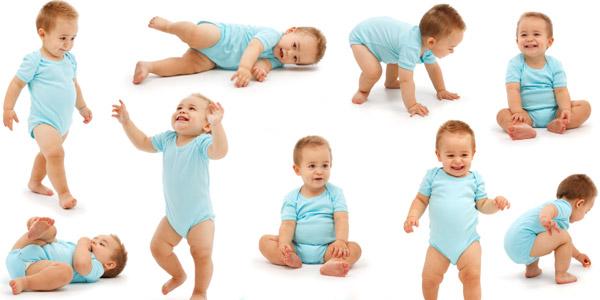 Physical development of children