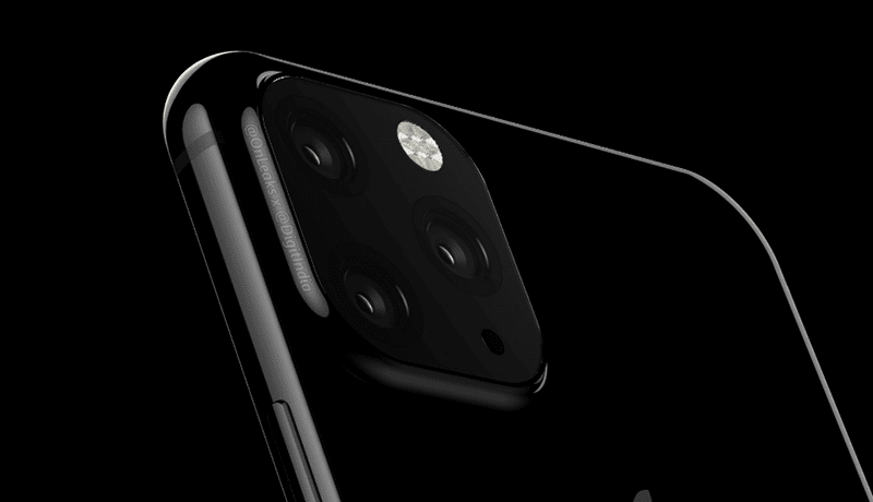 Rumors: Apple to launch an iPhone with triple cameras that resembles Mate 20 Pro