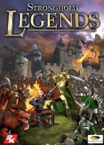 تحميل الجزء الثانى من لعبة صلاح الدين Stronghold Legend كاملة تعمل 100%