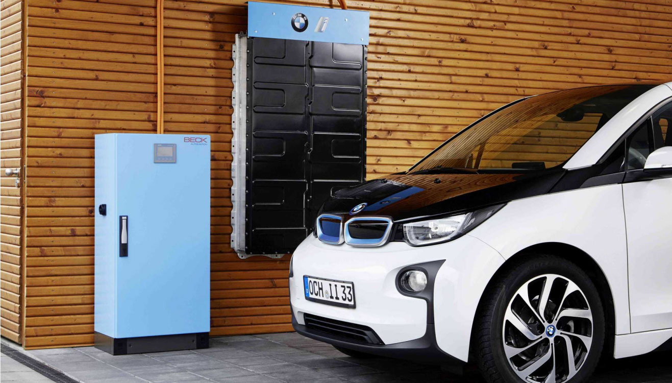What Batteries Do Electric Cars Use